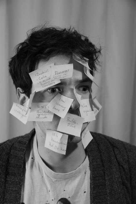 Termine, Termine, Termine: Stress kann erschlagend sein - aber auf beflügelnd. Foto: Christopher Hirsch