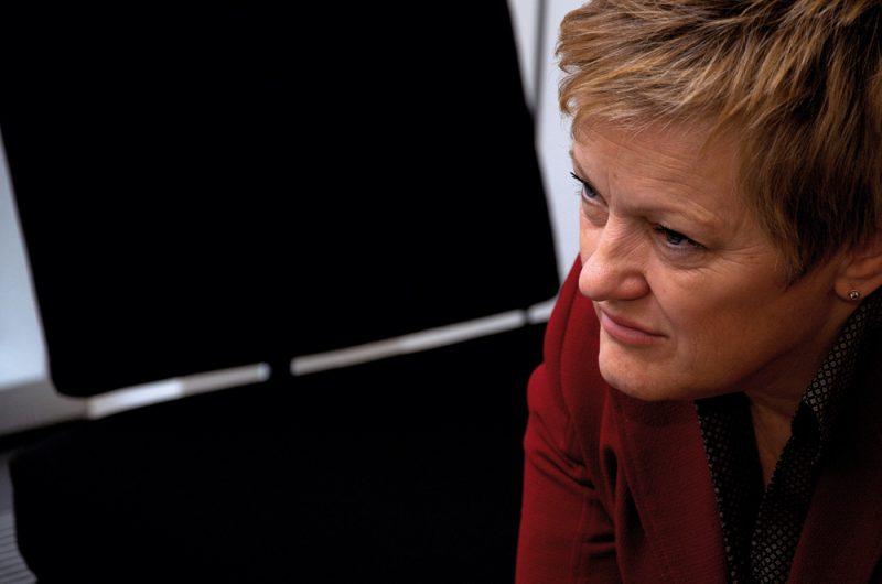 Renate Künast ist Fraktionsvorsitzende der Grünen im Bundestag. Foto: Cora-Mae Gregorschewski