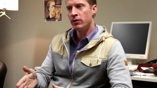 Andrew Sean Greer im Gespräch mit FURIOS. Foto: Christopher Hirsch