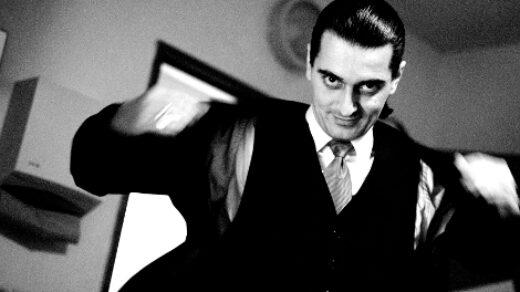 Der Kabarettist Hagen Rether. Foto: Klaus Reinelt