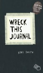 """Keri Smith: """"Wreck this journal"""". Foto: promo"""