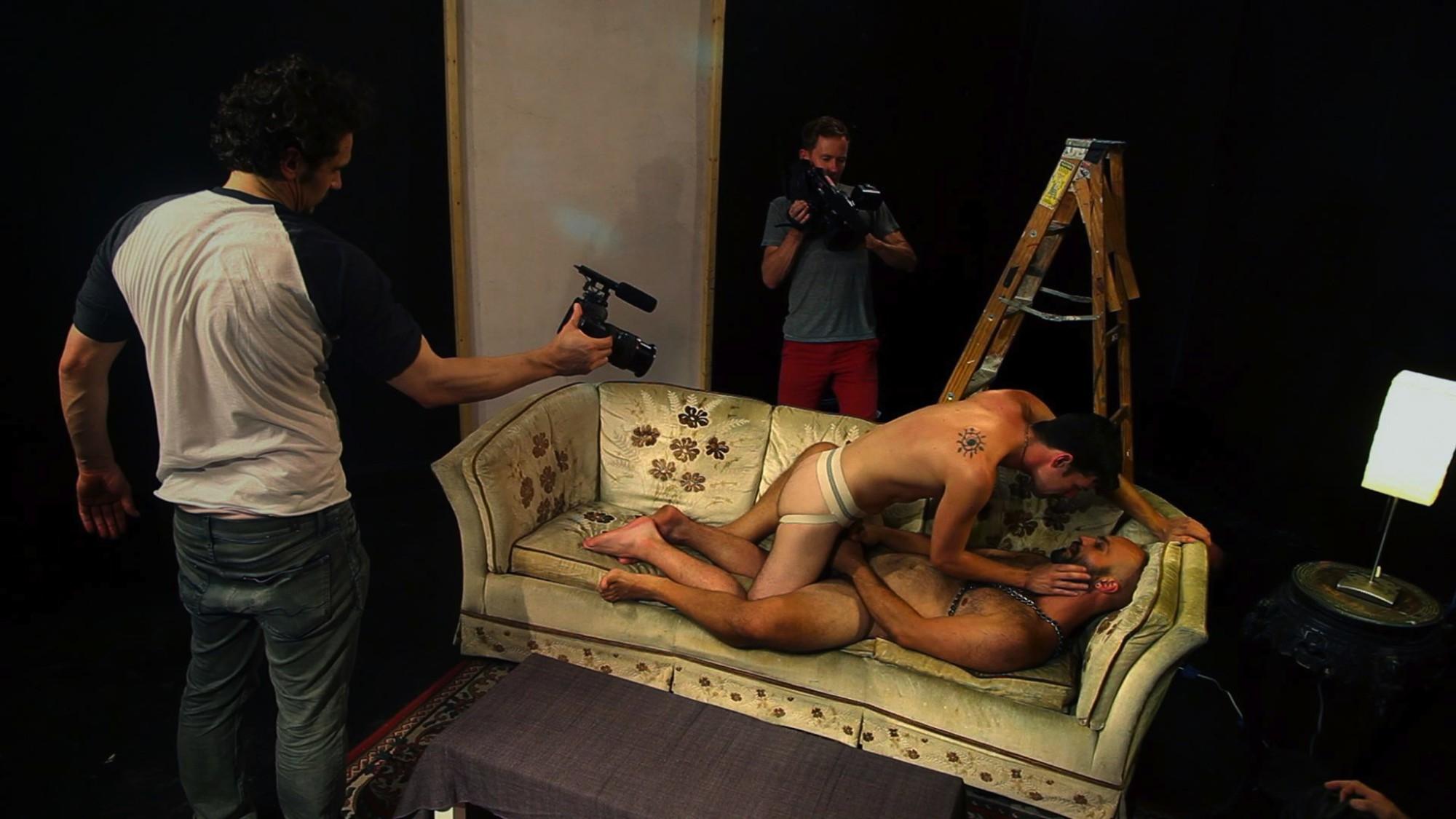 Erotische Ästhetik statt Schmuddelfilm. Foto: Pornfilmfestival Berlin 2013