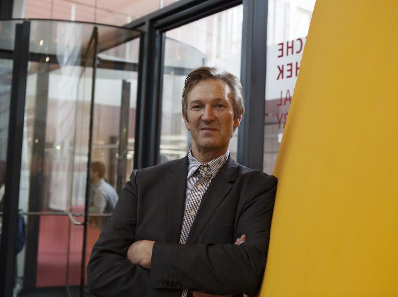 Gerhard de Haan setzt sich für nachhaltige Entwicklung durch Bildung ein. Foto: Eva Häberle