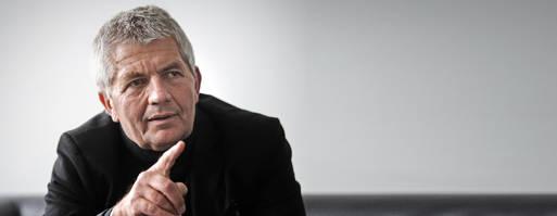 Roland Jahn, Bundesbeauftragter der Stasi-Unterlagenbehörde (BStU). Foto: Marco Kneise