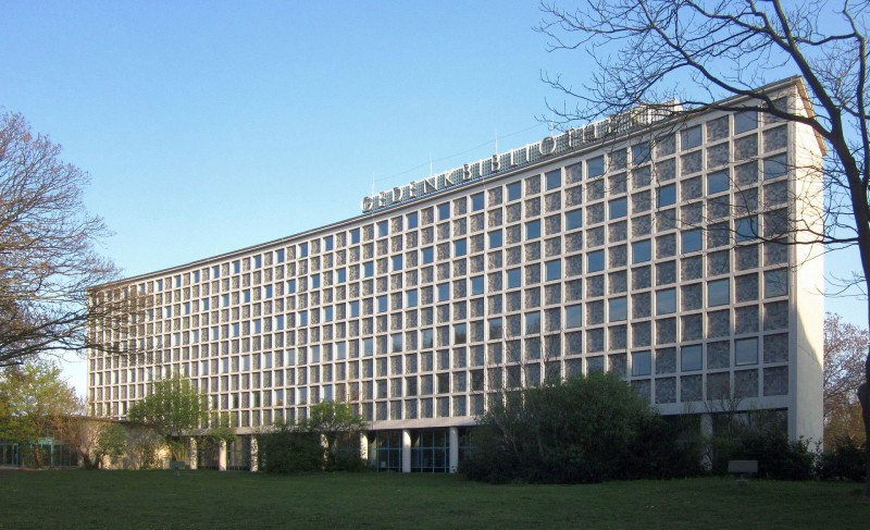 Am Bluecherplatz 1, Kreuzberg beheimatet: Die Amerika-Gedenk-Bibliothek. Quelle: Wikimedia Commons
