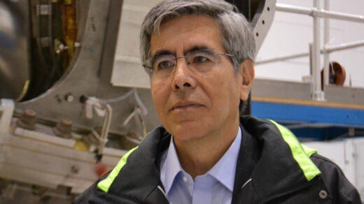 Informatik-Professor Raúl Rojas tritt nicht mehr zum AS an. Foto: Margarita Esponda