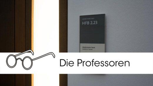 Die Professoren haben die meisten Sitz im AS. Foto/Illu: Julian Daum/Robin Kowalewsky