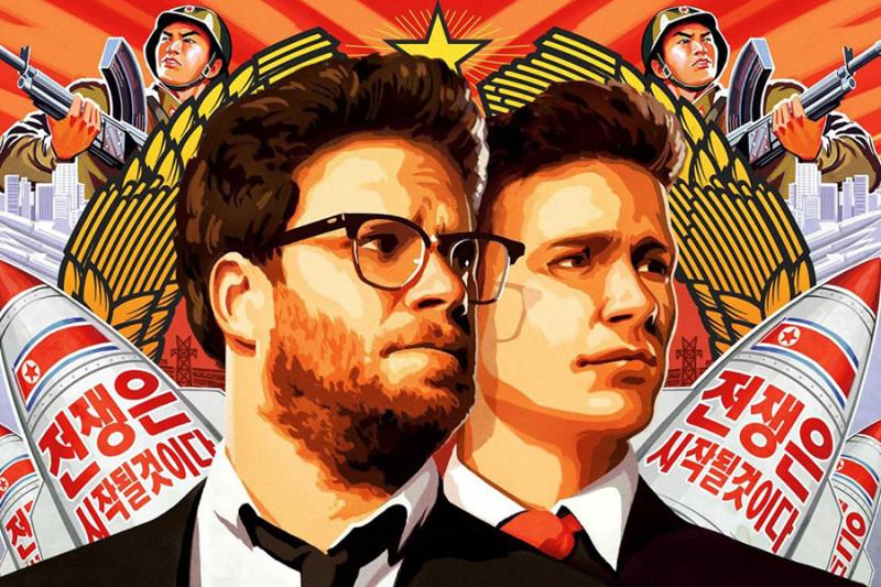 """Am 5. Februar kommt Seth Rogens neue Komödie """"The Interview"""" in deutsche Kinos. Quelle: Columbia Pictures"""