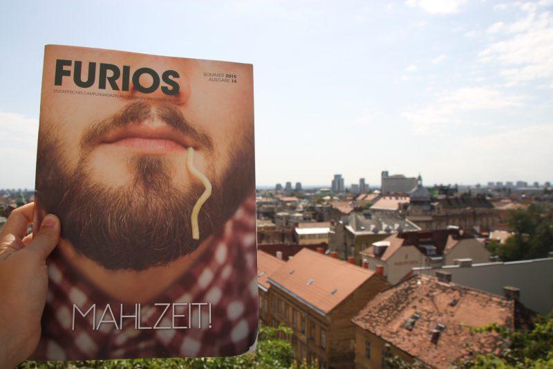 Charakteristisch. Von oben lassen sich die markanten roten Dächer Kroatiens gut überblicken. Foto: Anke Schlieker