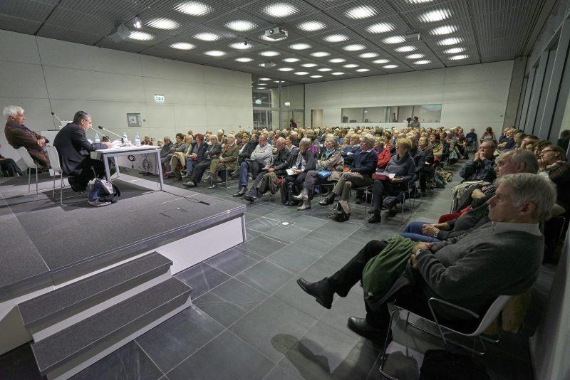 Die Forscher des Cemog erzählen von den Schrecken der deutschen Besatzung Griechenlands. Foto: Jürgen Kramer / Stiftung Topographie des Terrors