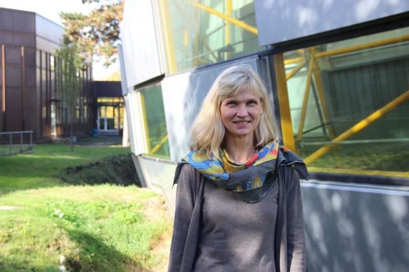 Birgit Krüger ist auf dem besten Weg, doch noch Museumsdirektorin zu werden. Foto: Eva Famulla