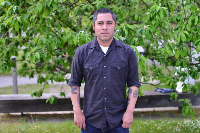 Anthropologe Jason de León forscht in der mexikanischen Wüste. Foto: Rebecca Stegmann