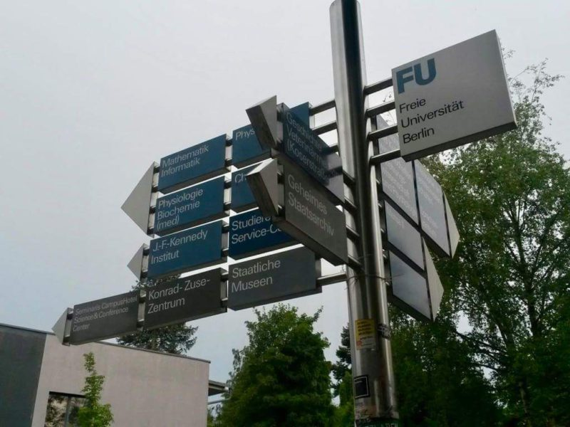 Nc Fu Berlin