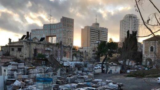 Bild von Jerusalem