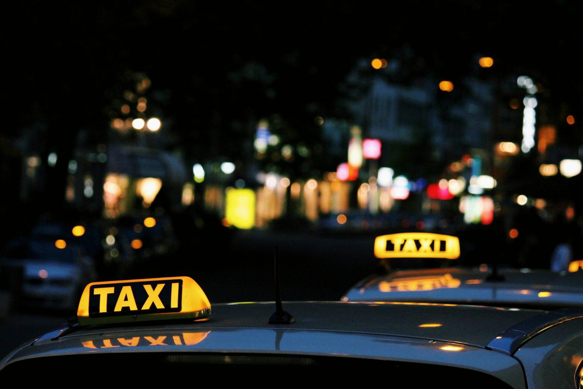 Taxi-Sybole