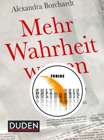 Bild: Duden Verlag, Alexandra Borchardt. Illustration: Joshua Liebig. Bildmontage: Elias Fischer